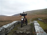 Trail Riding barmouth north wales