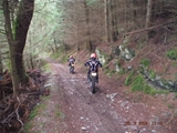 Trail Riding Wales green laning wales