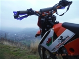 Trail Riding green laning wales